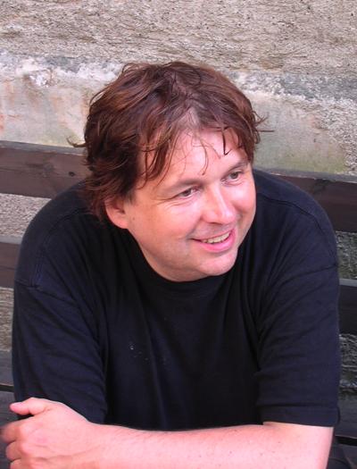 Hans Broch Nielsen, daglig leder av Volapük